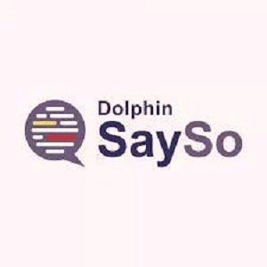 DolphinSay-So